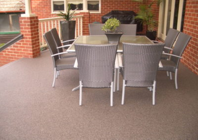 Residential Pebble Patio HD